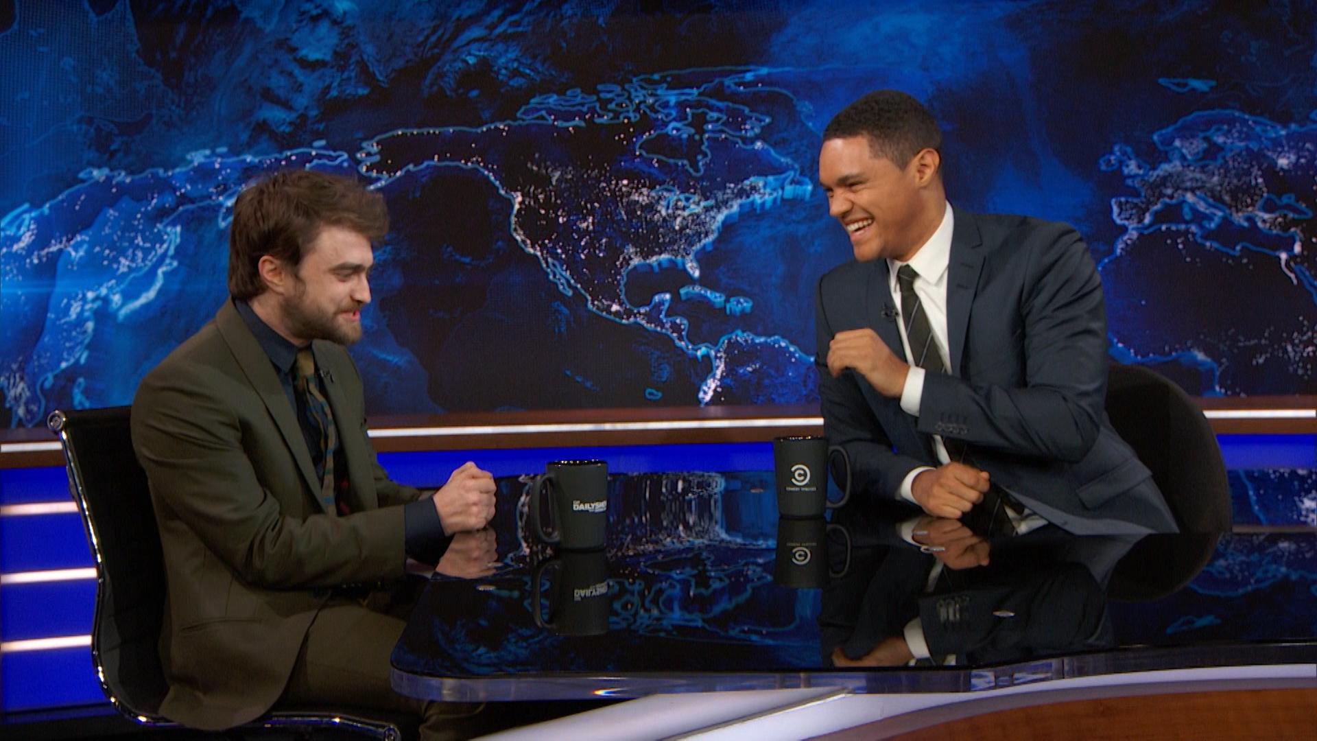 Daniel Radcliffe Daily Show