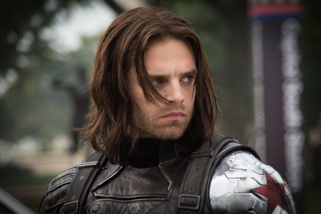 Winter Soldier Sebastian Stan