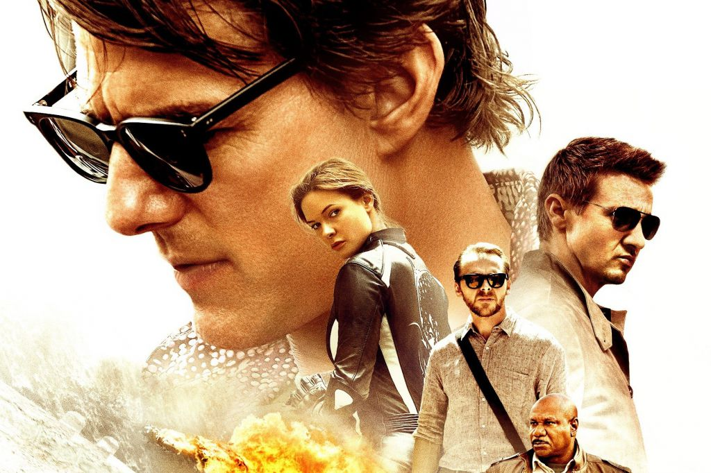 Mission: Impossible 4