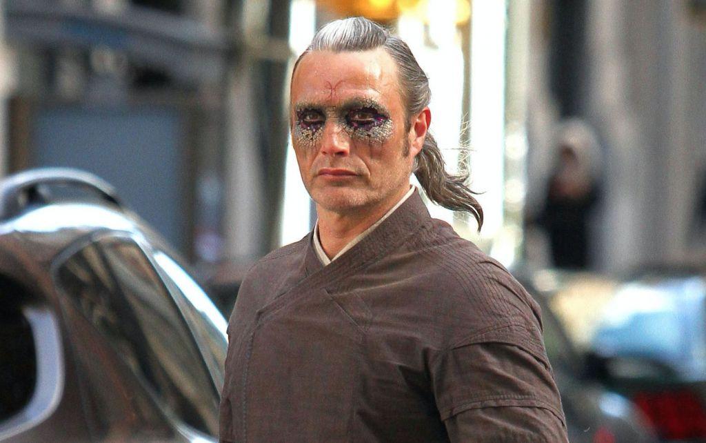 Mads Mikkelsen in Doctor Strange Featurette