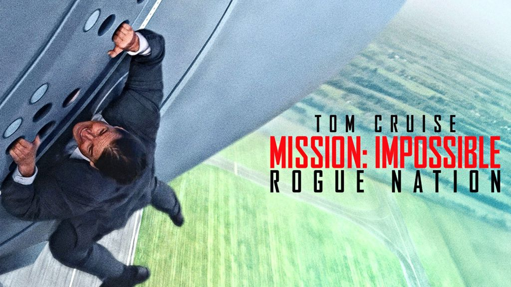 Mission: Impossible Rogue Nation Quad