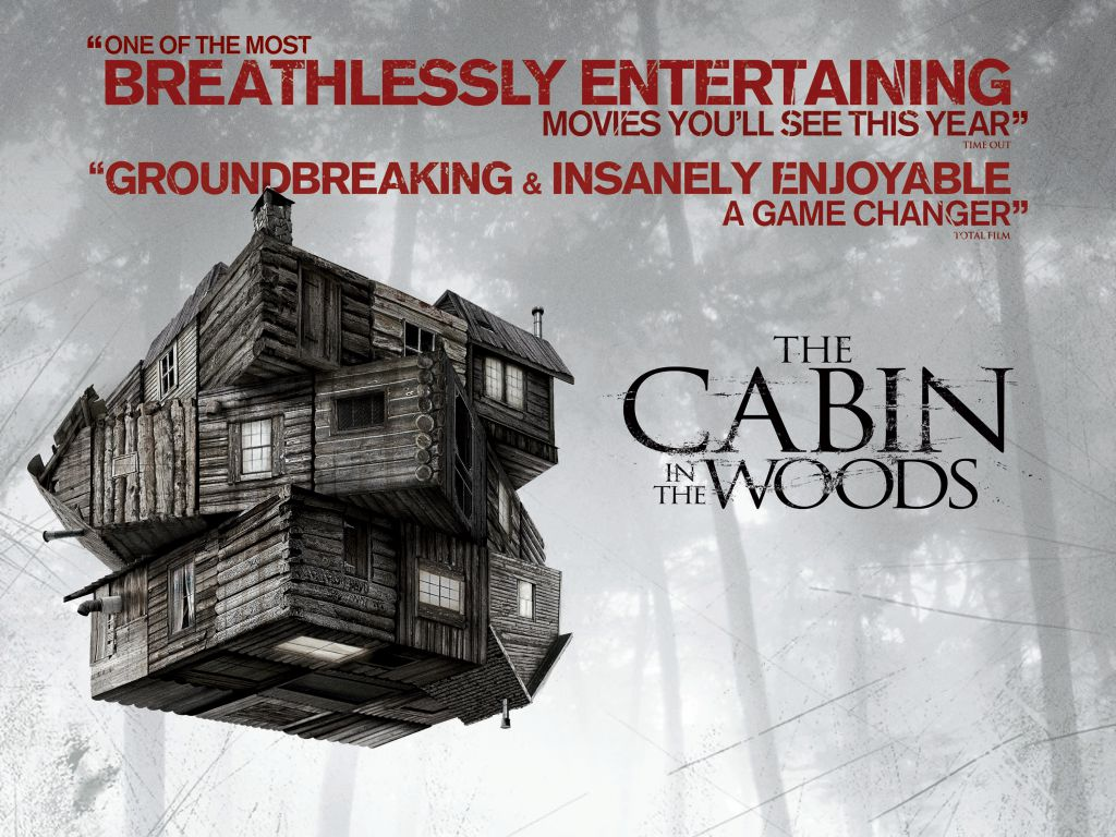 Cabin in the Woods Quad