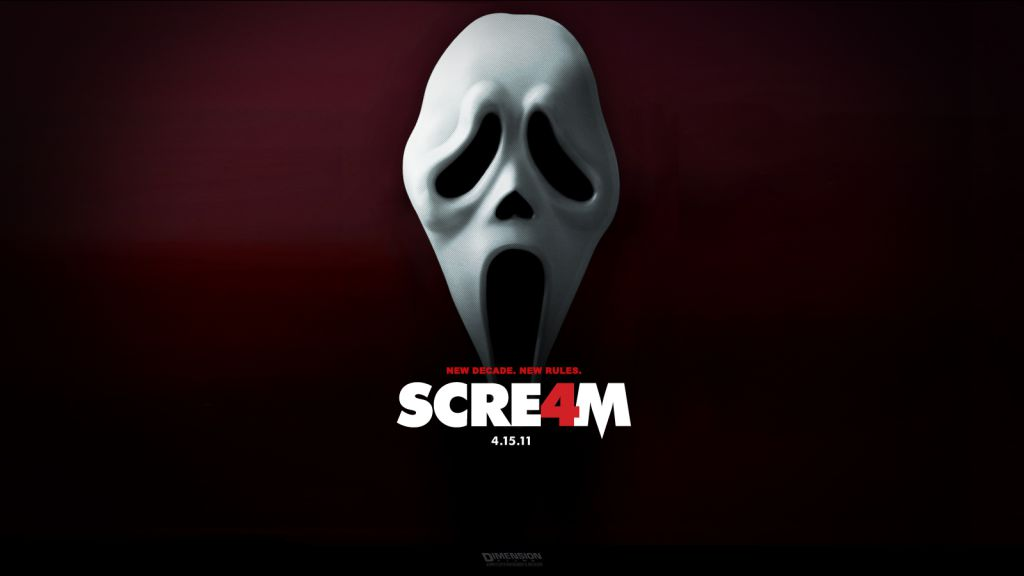Scream 4 Wallpaper