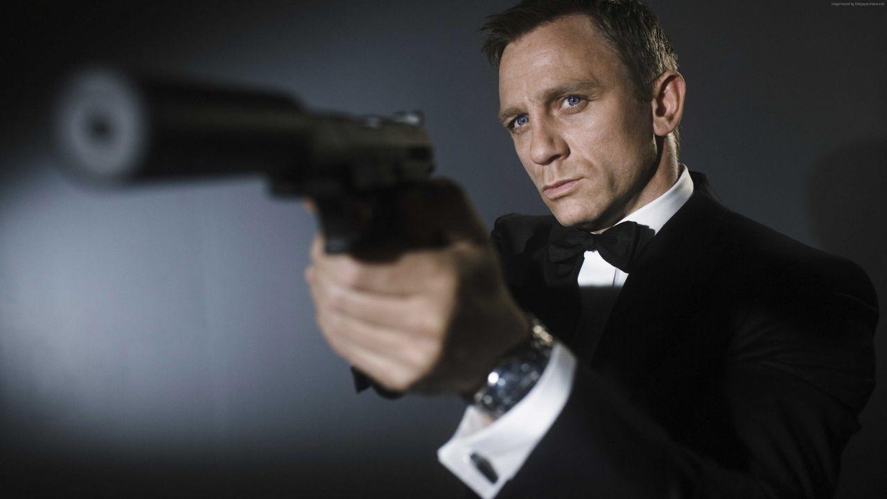 Daniel Craig 007 Wallpaper