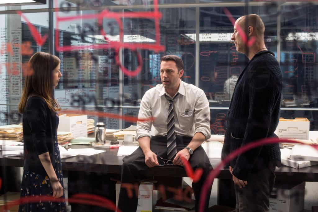 The Accountant Behind the Scenes