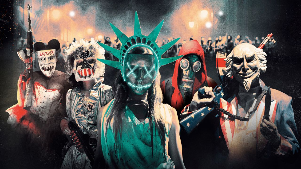 The Purge: Election Year Wallpaper
