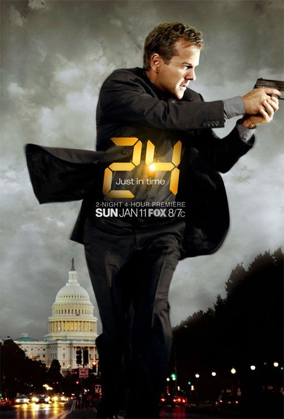 24: Redemption Poster #3
