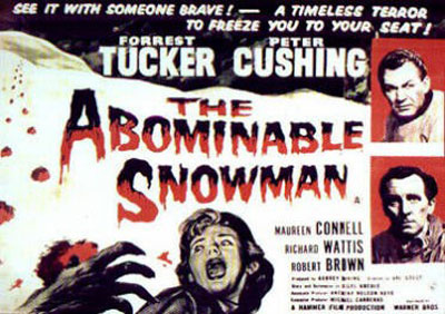 The Abominable Snowman of the Himalayas Poster #3