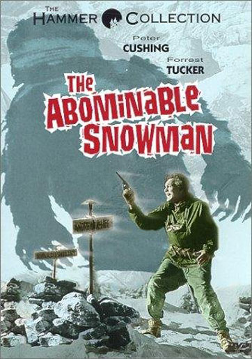 The Abominable Snowman of the Himalayas Poster