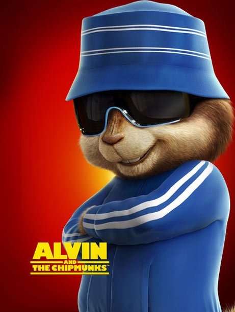 Alvin and the Chipmunks Poster #3