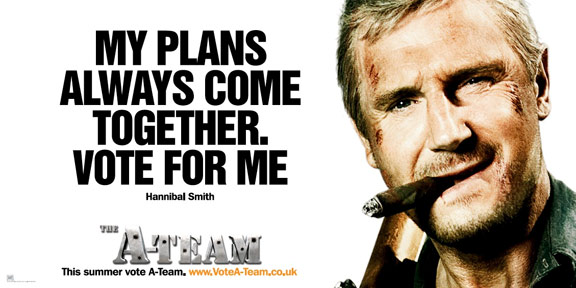 The A-Team Poster #12