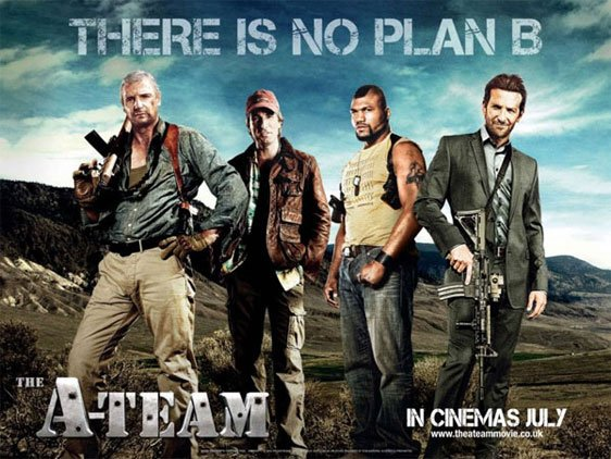 The A-Team Poster #2