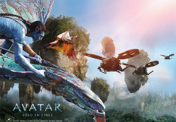 Avatar Poster #7