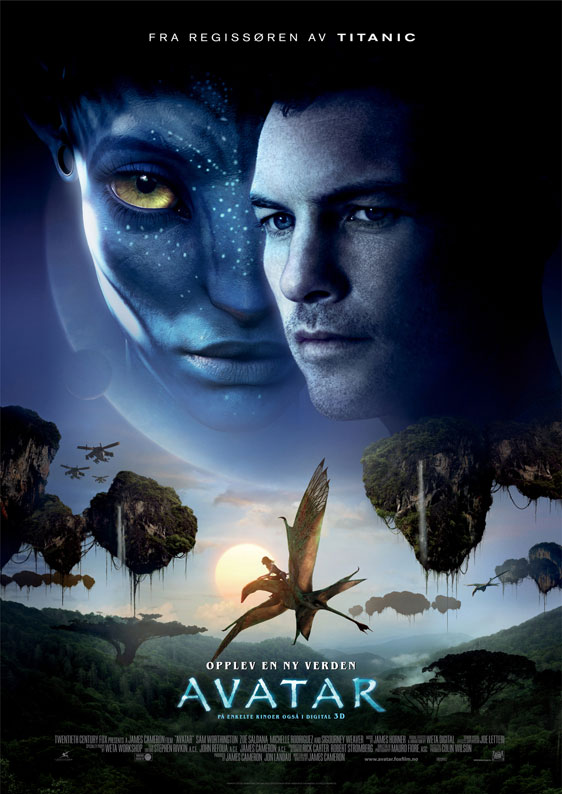 Avatar Poster #8