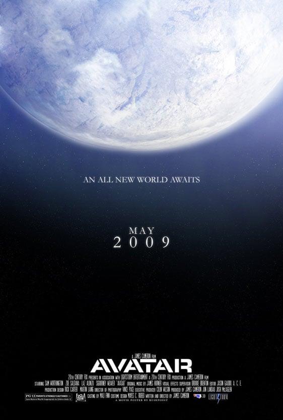 Avatar Poster #1