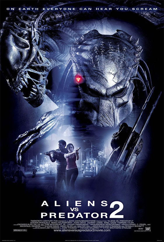 Aliens vs. Predator - Requiem Poster #2