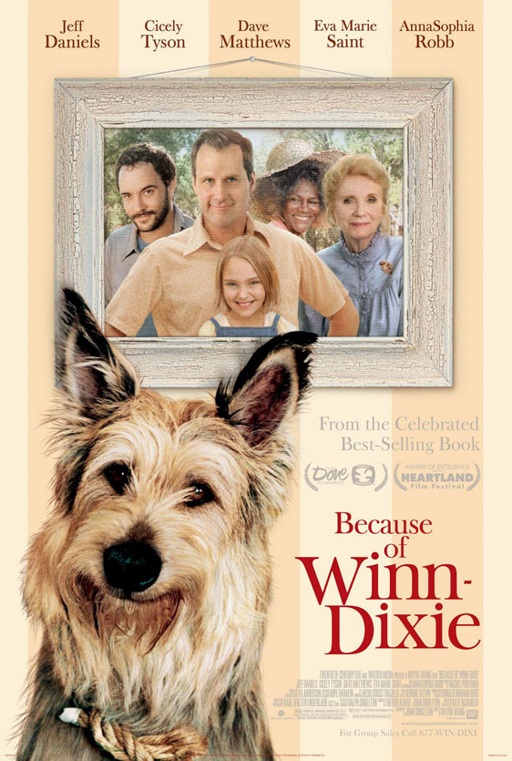 Because of Winn-Dixie Poster #2