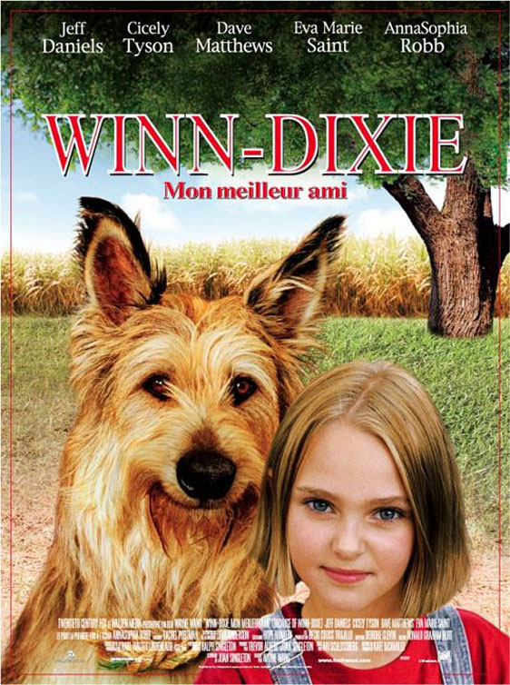 Because of Winn-Dixie Poster #3