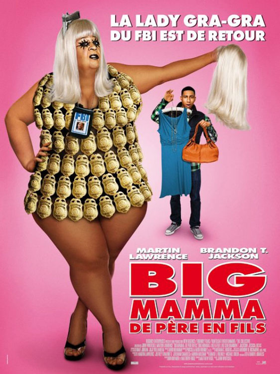 Big Mommas: Like Father, Like Son Poster #4