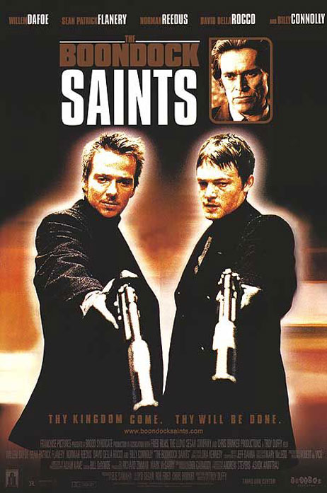 The Boondock Saints Poster #1