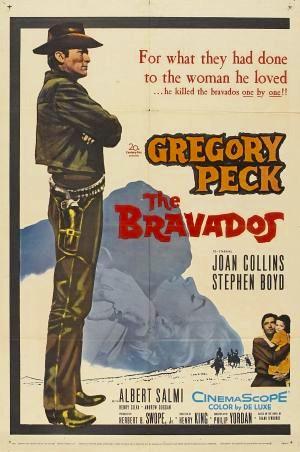The Bravados Poster