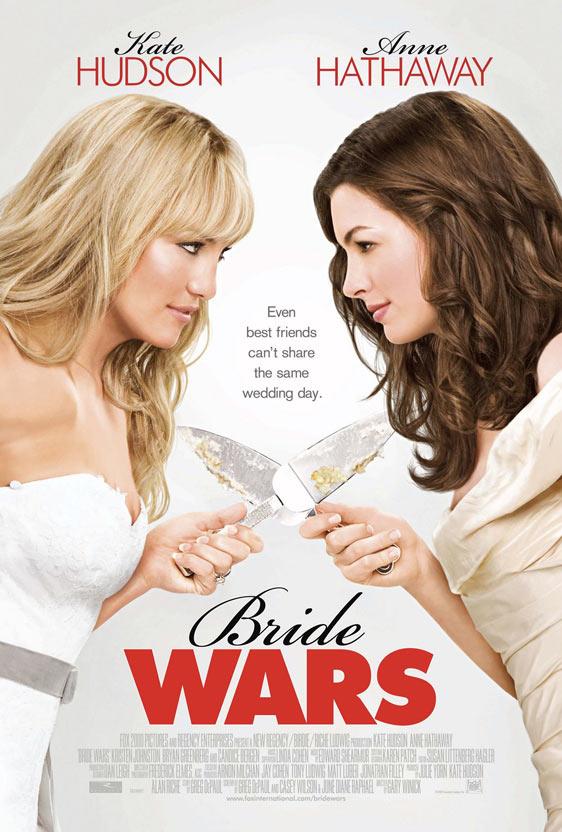 Bride Wars Poster #3