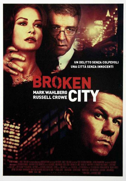 Broken City Poster #2