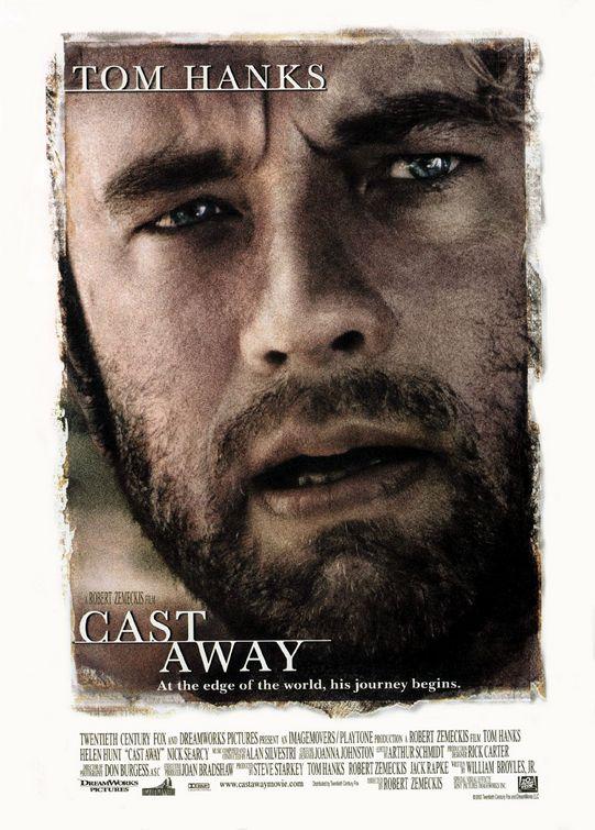 Cast Away Poster #1