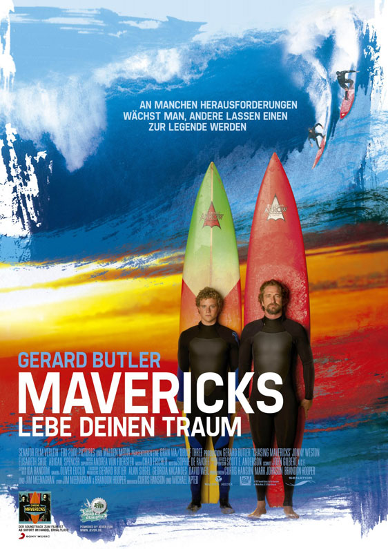 Chasing Mavericks Poster #5