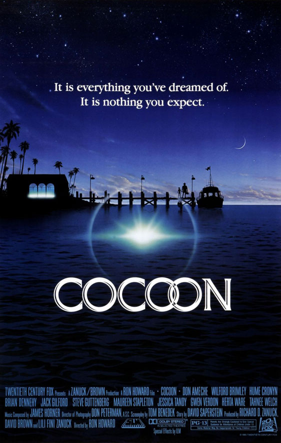 COCOON (2013) - Film in Italiano