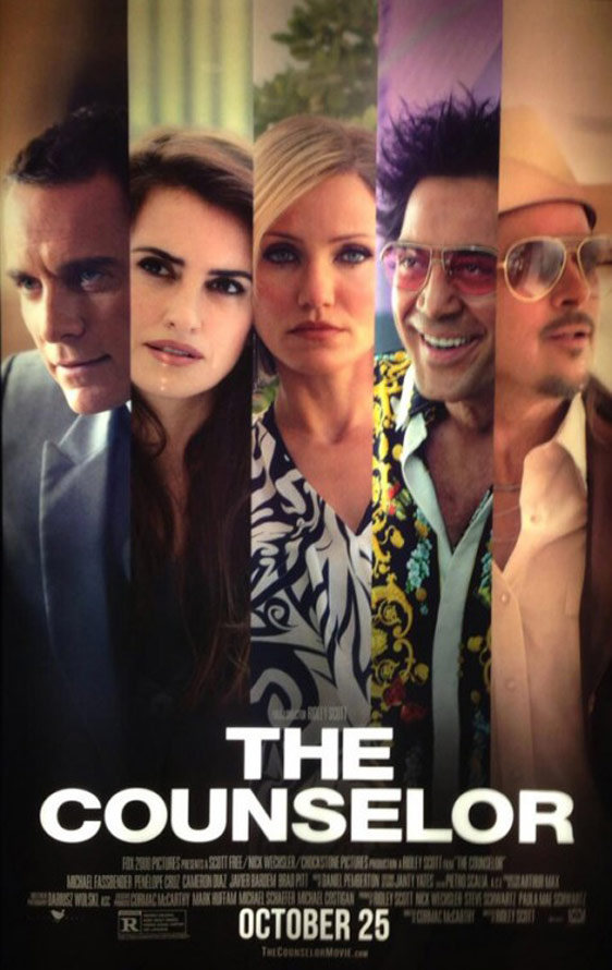 The Counselor Poster #2