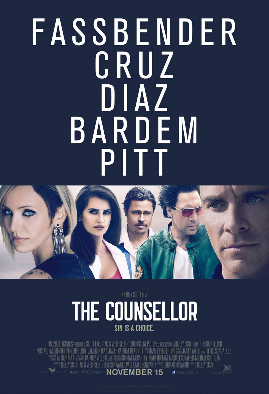 The Counselor Poster #8