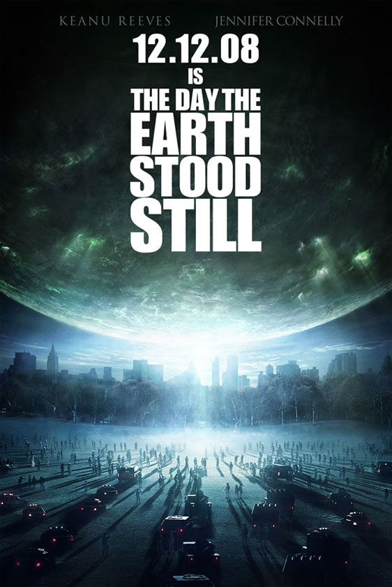 The Day the Earth Stood Still Poster #3