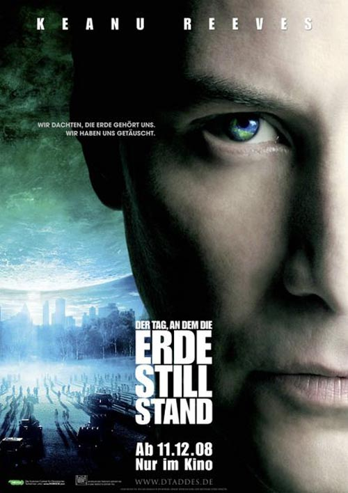 The Day the Earth Stood Still Poster #4