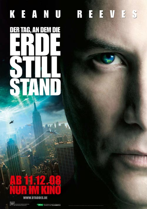 The Day the Earth Stood Still Poster #5