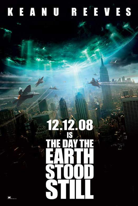 The Day the Earth Stood Still Poster #7