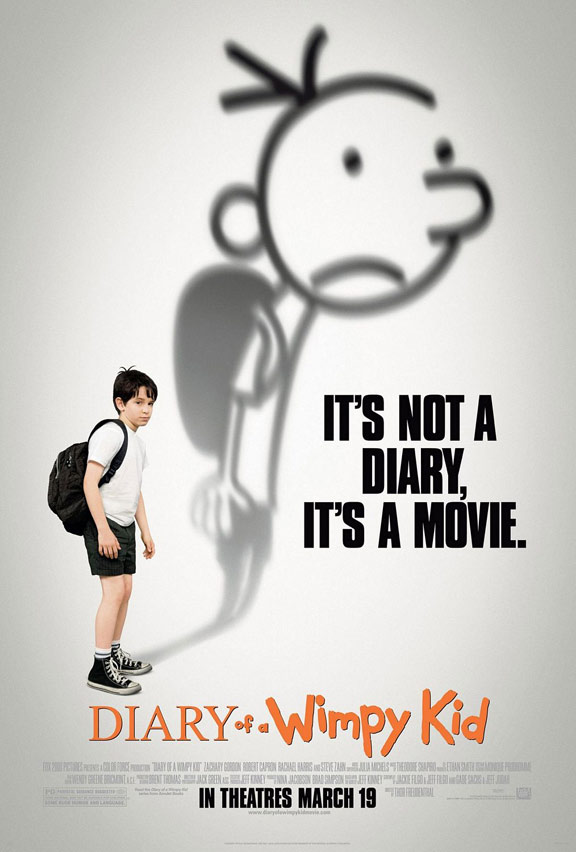 Diary of a Wimpy Kid Poster #6