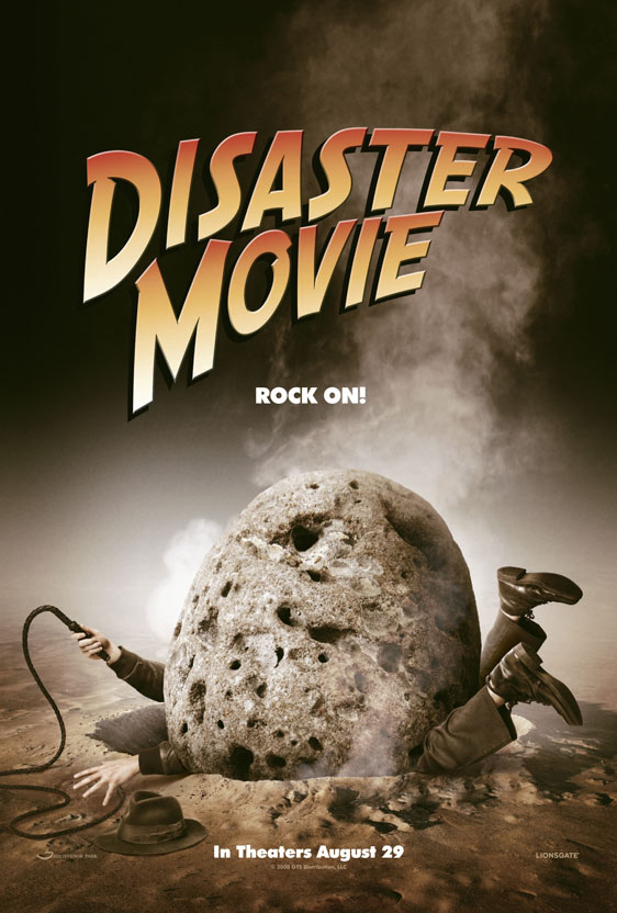 Disaster Movie Poster #3