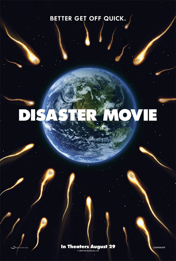 Disaster Movie Poster #4