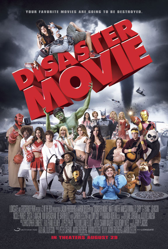 Disaster Movie Poster #5