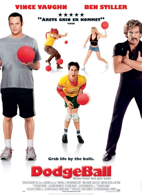 Dodgeball: A True Underdog Story Poster #2