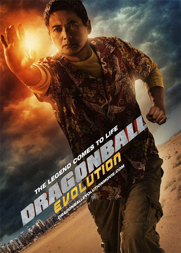 Dragonball Evolution Poster #5