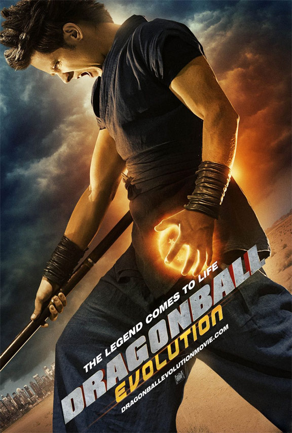 Dragonball Evolution Poster #7
