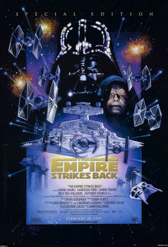 Star Wars: Episode V - The Empire Strikes Back Poster #10