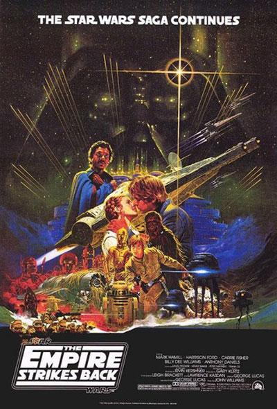 Star Wars: Episode V - The Empire Strikes Back Poster #5