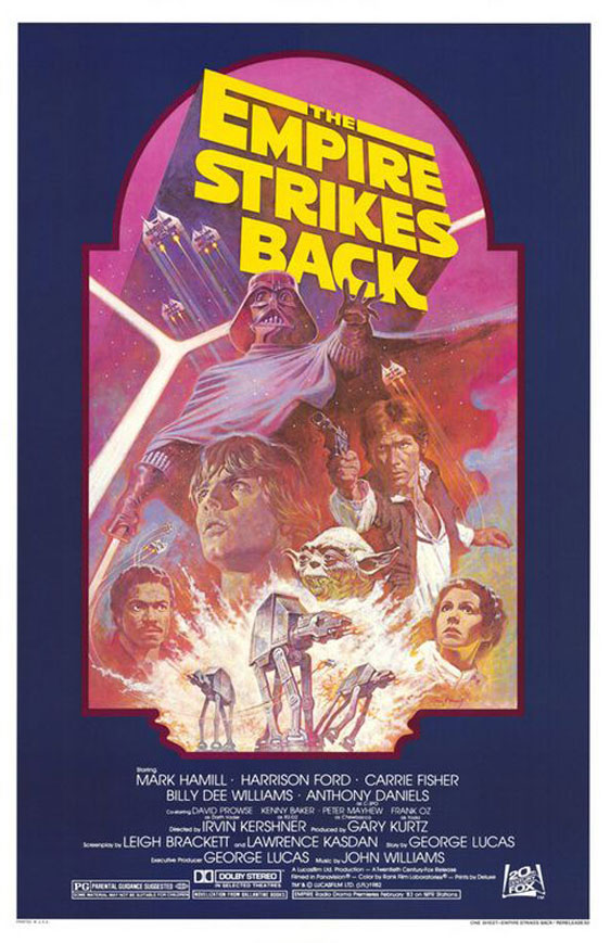 Star Wars: Episode V - The Empire Strikes Back Poster #7