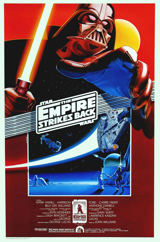 Star Wars: Episode V - The Empire Strikes Back Poster #8