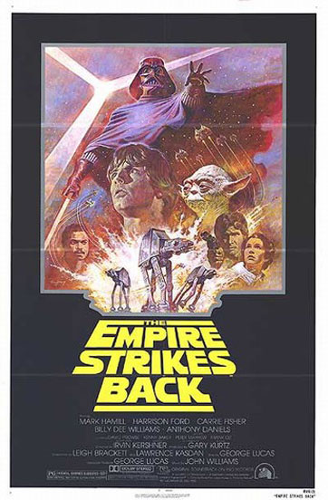 Star Wars: Episode V - The Empire Strikes Back Poster #9