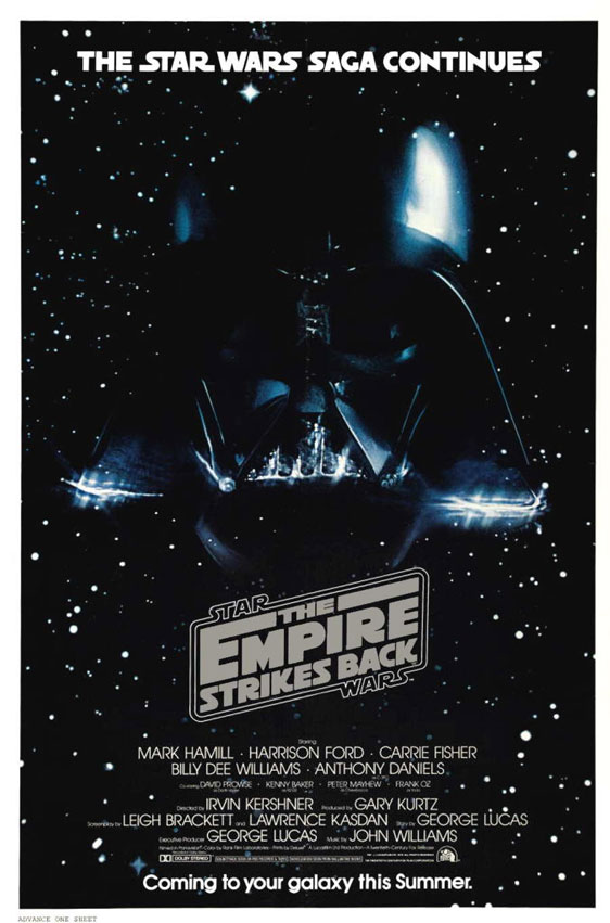 Star Wars: Episode V - The Empire Strikes Back Poster #1