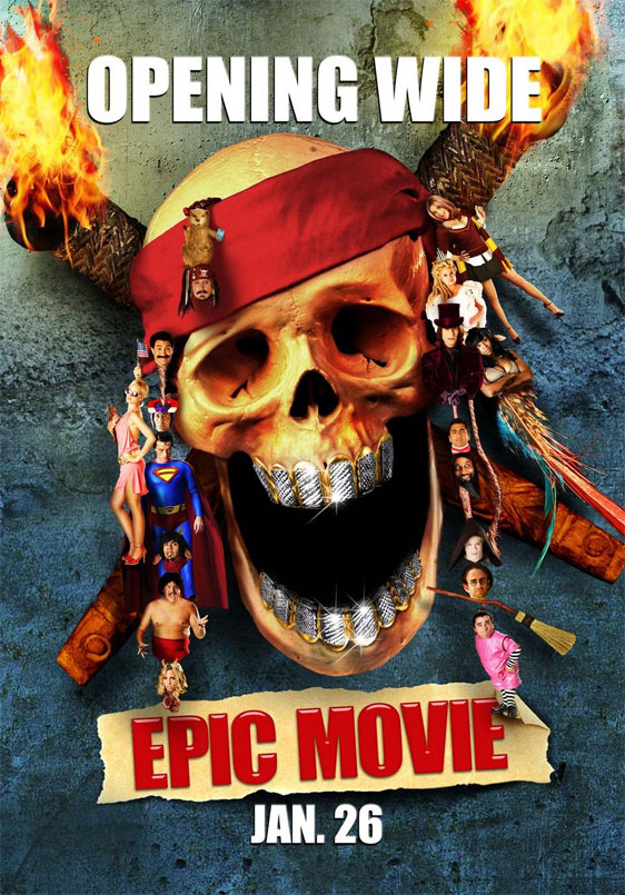 Epic Movie Poster #4